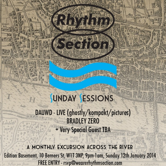 RS sunday session 12th jan