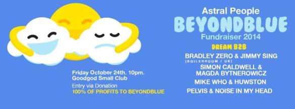 beyond blue sydney good god