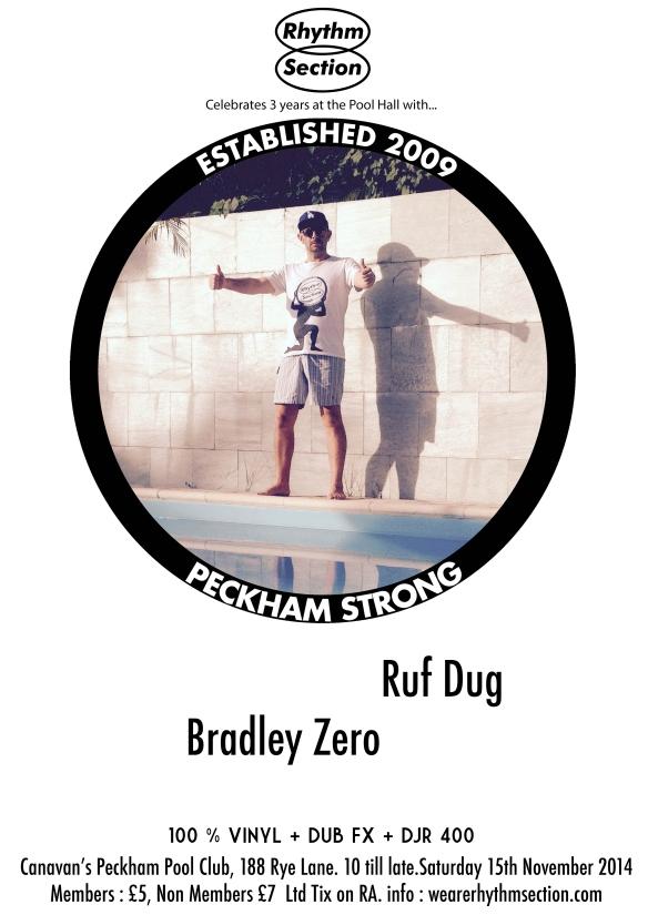 ruf dug 3rd bday ii