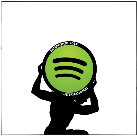 RHYTHM SECTION SPOTIFY IMAGE